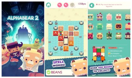 Alphabear 2 hits pre-registration on the Play Store, coming soon