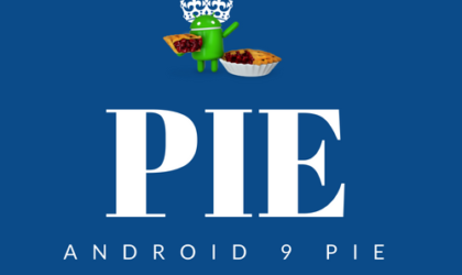 Android Pie is the official name of Android P (Android 9)