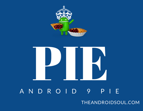 Android Pie announcement
