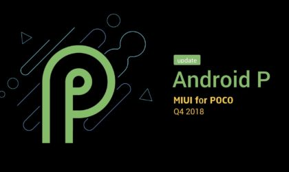 Poco F1 Android 9 Pie update: To arrive in Q4 2018; MIUI 10 beta 8.9.20 and MIUI 9 stable 9.6.22 available for download