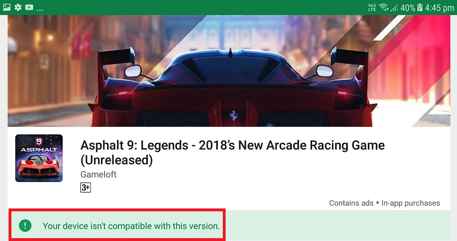 Top Asphalt 9: Legends problems and solutions for a smooth gameplay