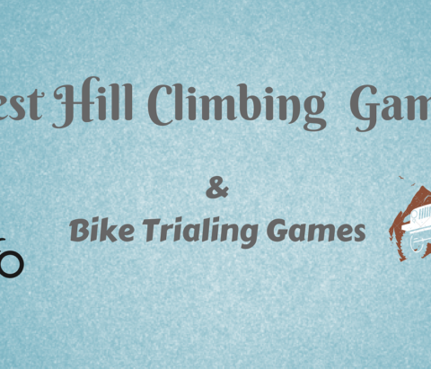 Best Hill Climbing and similar Bike Trailing Games