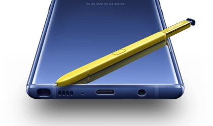 Samsung unveils the Galaxy Note 9 with a big battery, chargeable S Pen, and costs a whopping $1000