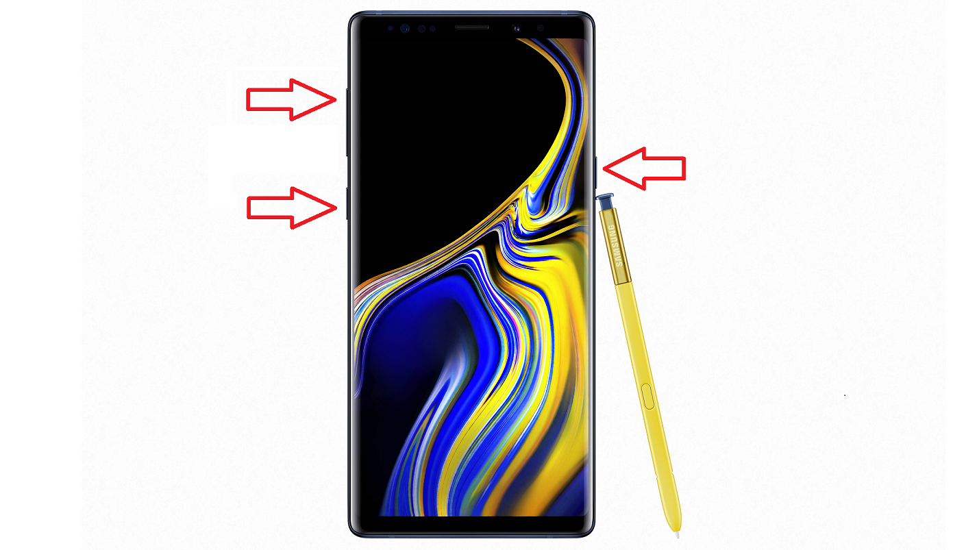 Galaxy-Note-9-Recovery-Mode