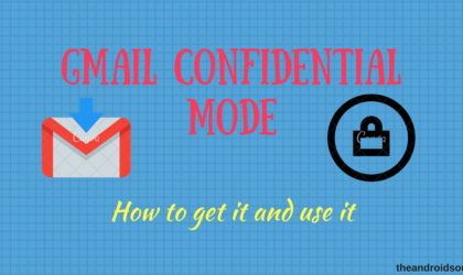 Gmail Confidential Mode: How to get and use it