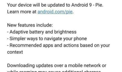 [Update: Stable version arrives in Sep.] Android 9 Pie beta update for Nokia 7 Plus rolling out in India