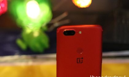 Latest OnePlus 5 and 5T open beta update adds portrait mode to front camera