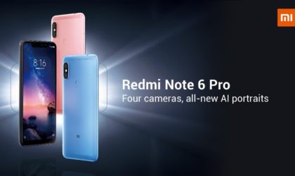 Redmi Note 6 Pro Pie update news and more: MIUI 10.0.5 stable and beta 8.12.13 now rolling out [download]