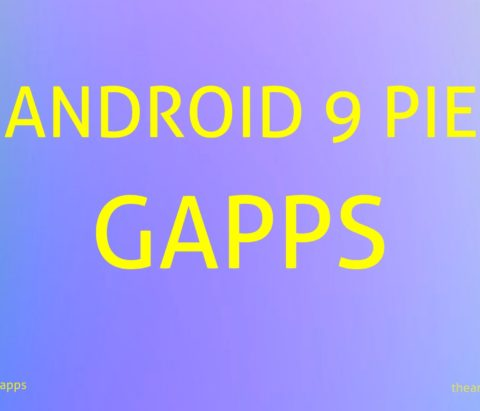 Download Android 9 Pie Gapps [Updated: 05 September 2018]