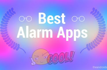 best alarm android apps