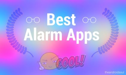 Best Alarm Android Apps that are really effective!