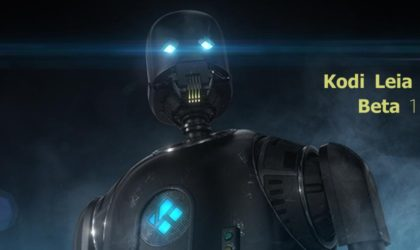 Kodi v18 Leia Beta 1 released, available for download