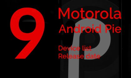 Motorola Android 9 Pie update: Available for Moto Z3, Moto One, One Power, G6, G6 Plus, G6 Play, Z3 Play and Moto X4