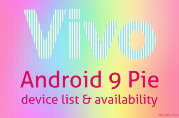 vivo Android 9 release date