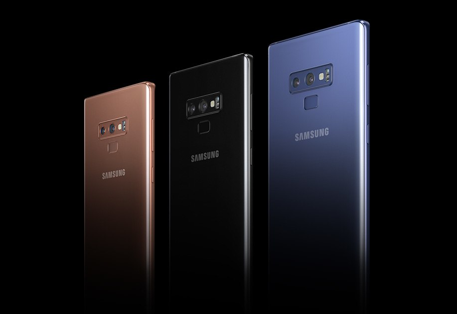 Update: Verizon too] Galaxy Note 9 at Sprint and AT&T now