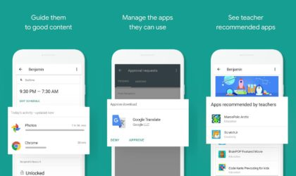 'Google Family Link for children & teens' Android app now available on the Play Store
