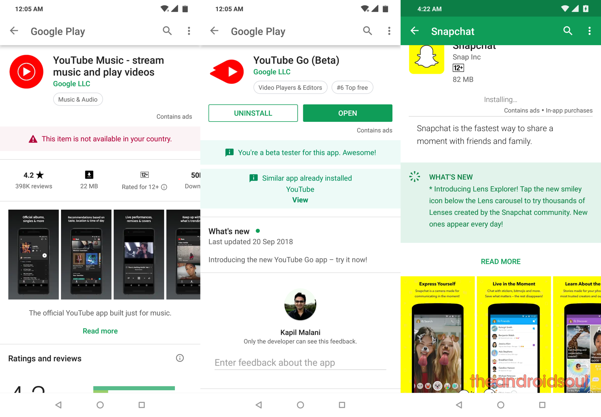 latest google play store apk 2018