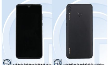 Huawei ARS specs leaked, it's the Honor 8X Max with a leather back