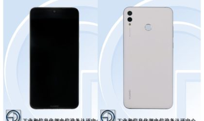 Upcoming Huawei ARS Android phone leaks out at TENAA