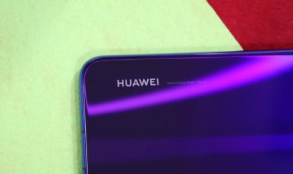 Huawei P Smart spotted running Android Pie