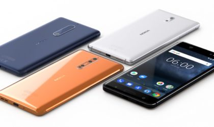 Nokia 8 Android 9 Pie beta update now available