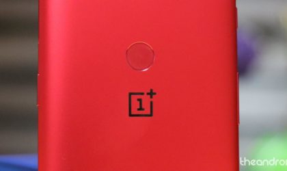 OnePlus 6T to be the first phone in the US with in-display fingerprint sensor