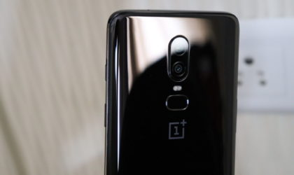 OnePlus 6 gets Open Beta 4 update that fixes issues with touch, speed dial and call answering