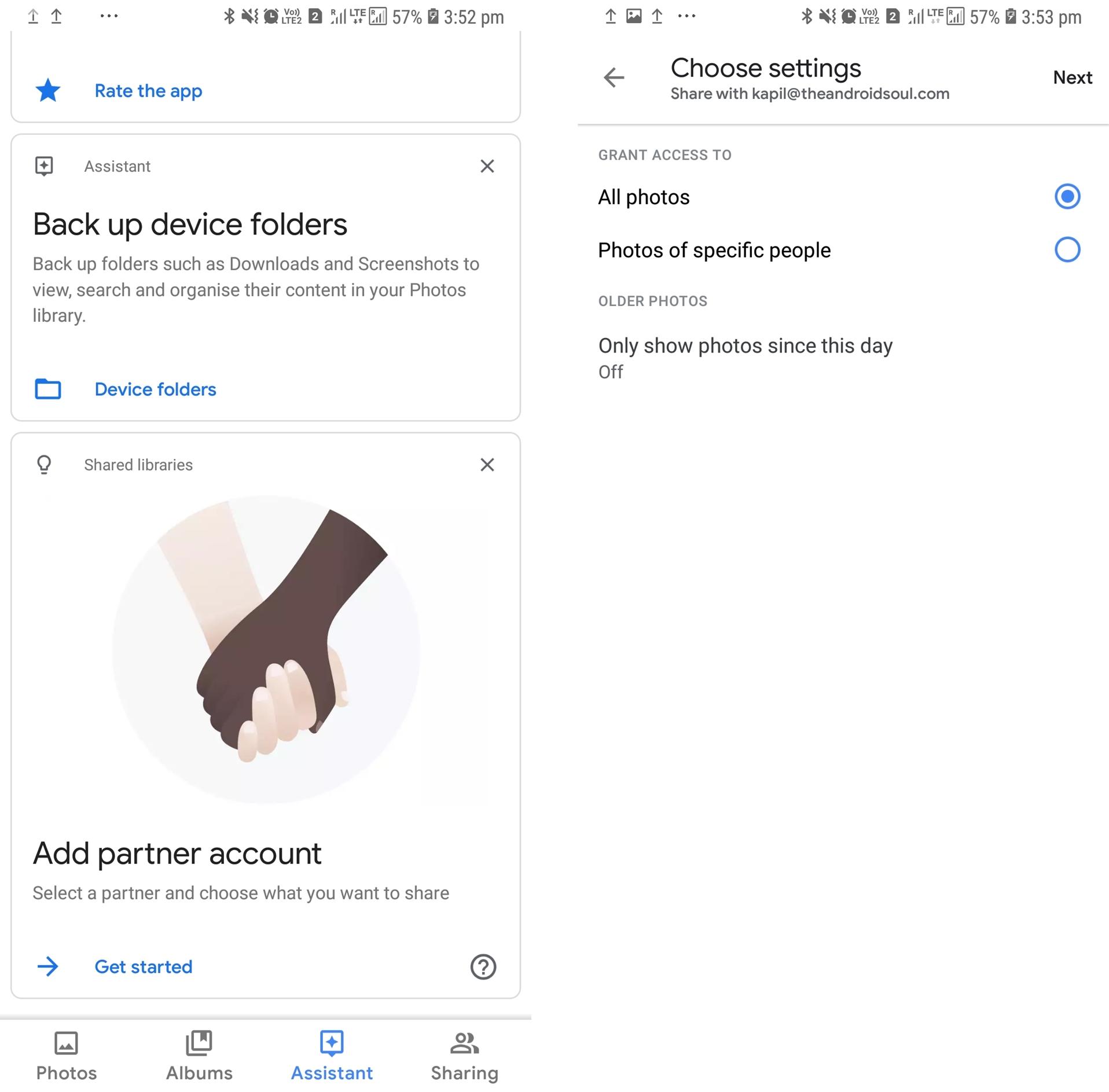 Partner-Account