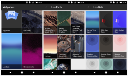 The Groove Wallpaper in Google Pixel 3 Live Wallpaper APK dances to your music [Android 6.0, 7.0 and 8.0 too]