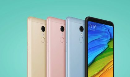 Redmi 5 and 5 Plus get November 2018 security patches in latest MIUI 10 update