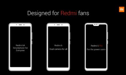 Xiaomi launches Redmi 6 in India