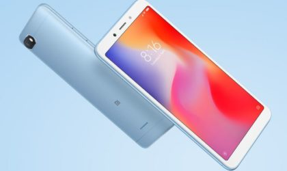 Redmi 6A Pie update and other news: MIUI 10 beta 8.12.6 now rolling out [download]