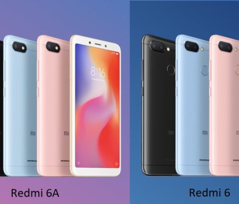 Difference between Redmi 6 and Redmi 6A: What's common and what's not