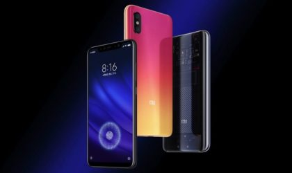 Xiaomi Mi 8 Pro to be released in India and Europe soon
