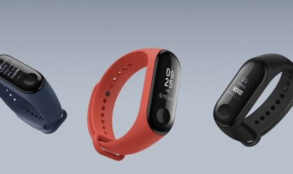 Xiaomi's launches its latest fitness tracker, the Mi Band 3 in India