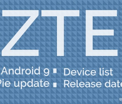 ZTE Android Pie update: News, expected release date and device list