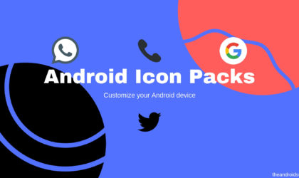 Get these top Android Icon Packs that are free