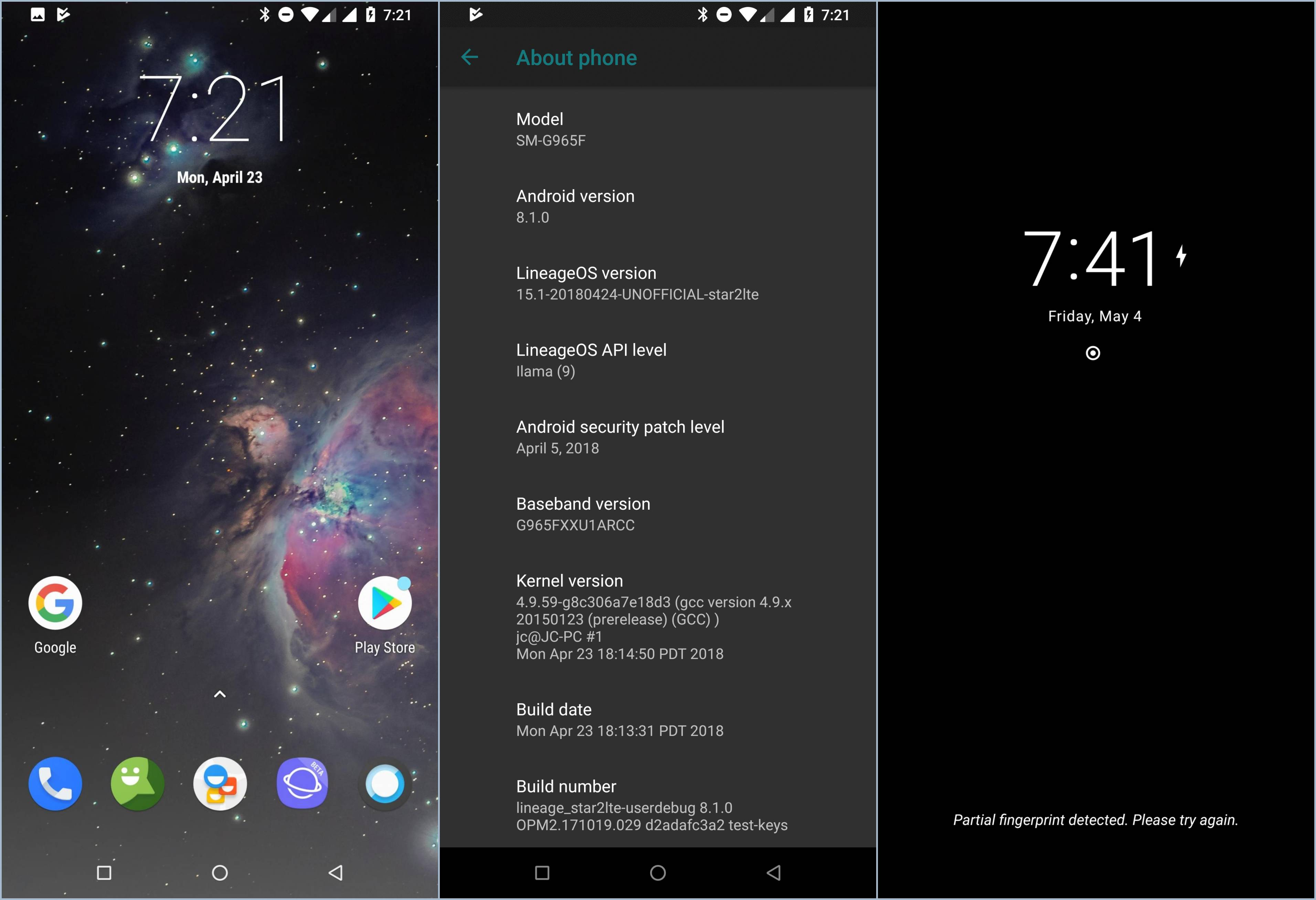 Galaxy-Note-9-LineageOS-ROM