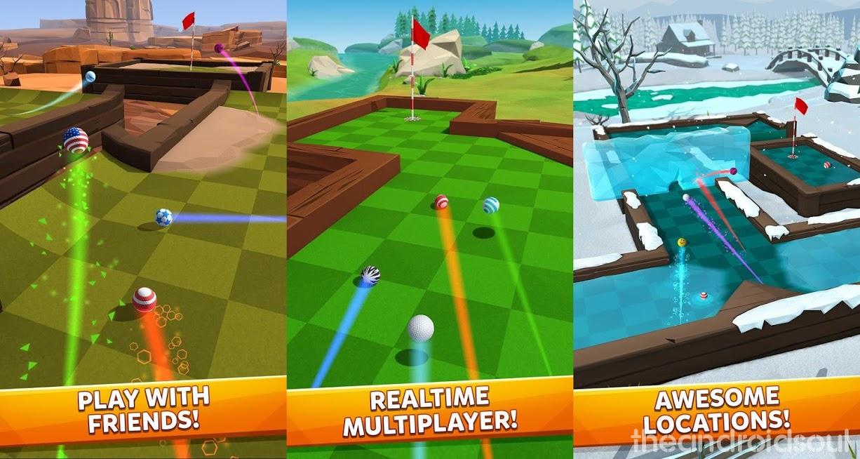 Image result for Golf Battle game pic
