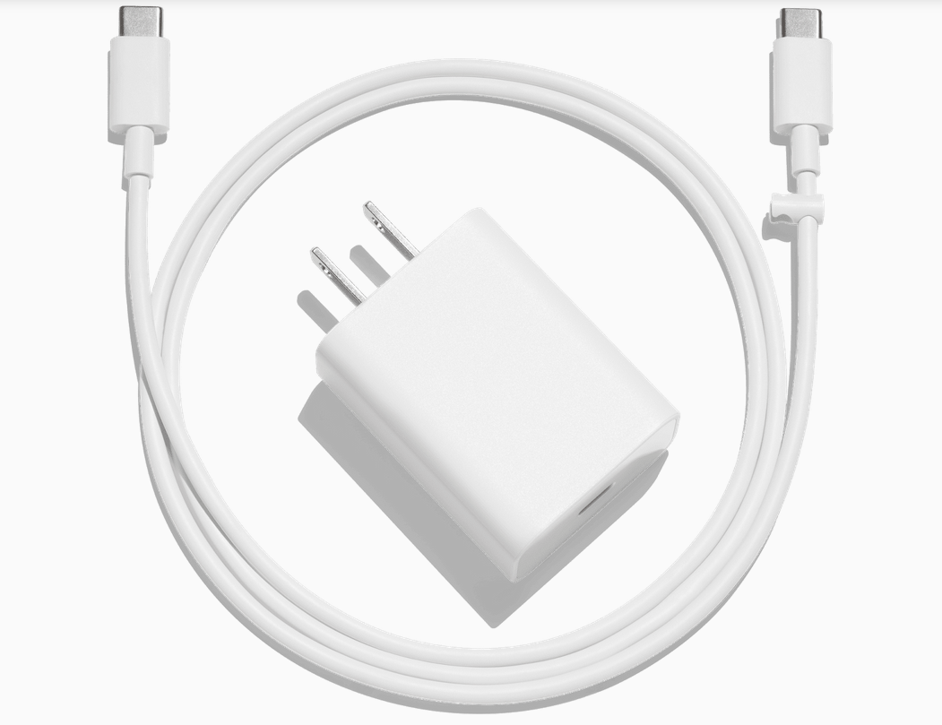 Google 18W USB-C Charger