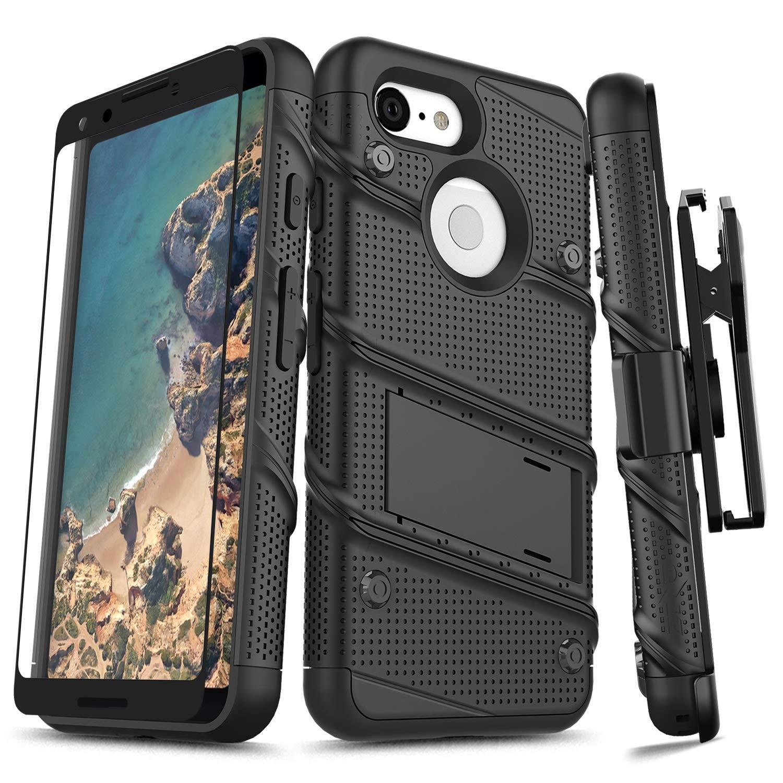 Google Pixel 3 Zizo case bolt