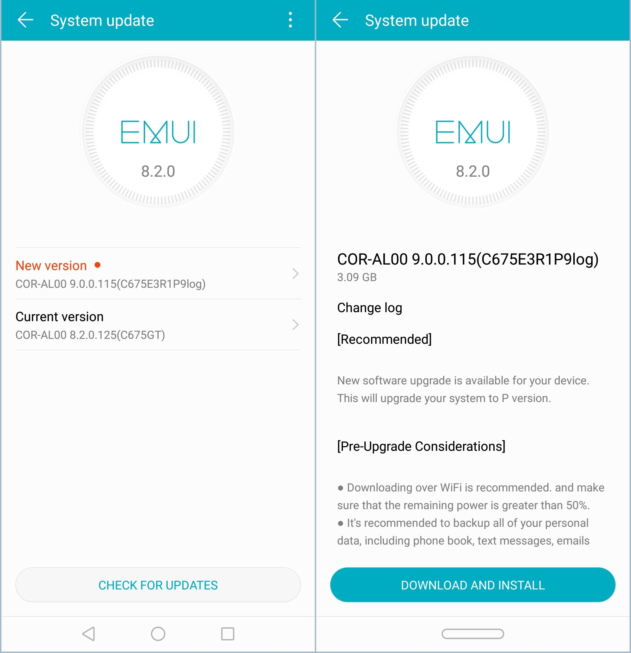 Honor Play: Android 9 Pie update with EMUI 9 beta now
