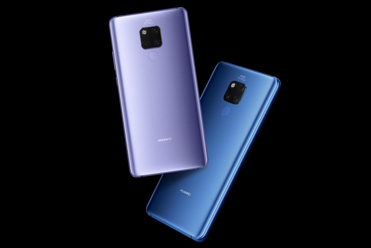 Huawei-Mate-20-X-smartphone