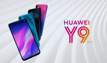 Huawei Y9 2019 unveiled with a focus on the young generation