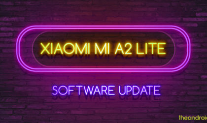 Xiaomi Mi A2 Lite update news and more: A new OTA with security improvements rolling out