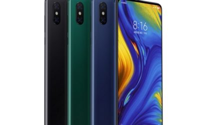 Xiaomi Mi Mix 3 slider goes official with true bezel-less display
