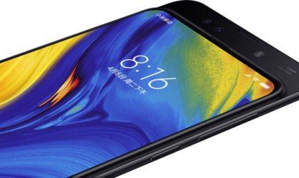 Xiaomi Mi MIX 3 update: MIUI 10 beta available in China