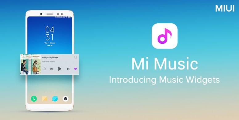 Xiaomi's Mi Music app gets updated with Music Widgets