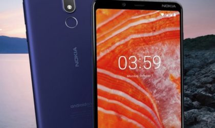 HMD adds Nokia 3.1 Plus to its Android 9 Pie folder