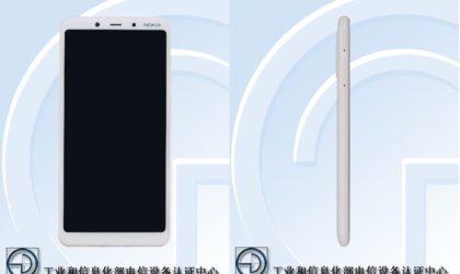 Nokia TA-1117 images leak out of TENAA